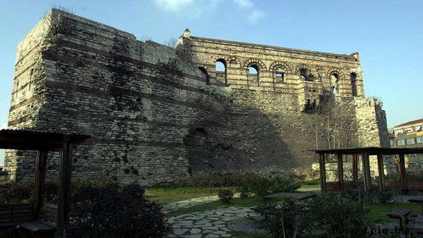 Дворец Текфур Турция