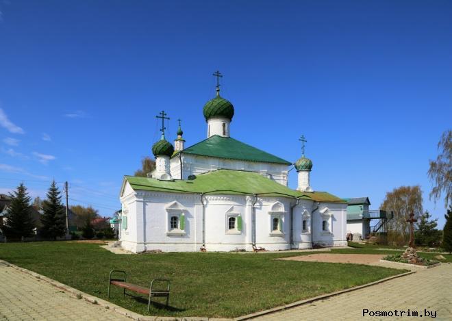 Церковь Илии Пророка в Костроме сегодня