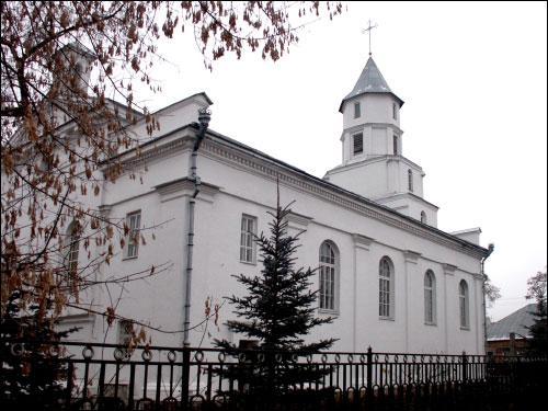 Костёл Рождества Пресвятой Девы Марии в Борисове