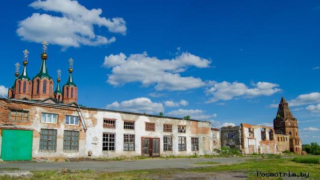 Далматовский монастырь после революции