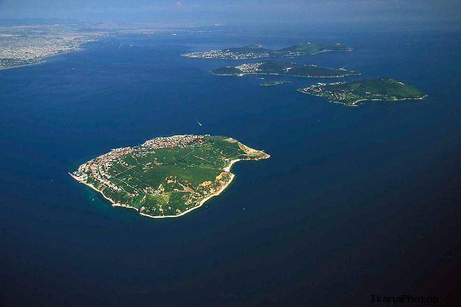 Остров Хейбелиада Принцевы острова Мраморного моря
