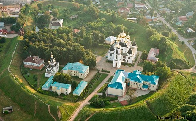 Дмитров история города достопримечательности