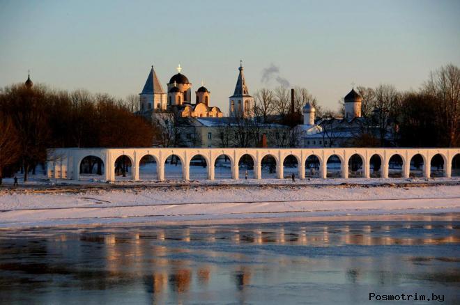 Никольский собор Новгорода как музей