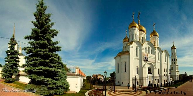 Храмовый комплекс Троицкого собора в Брянске