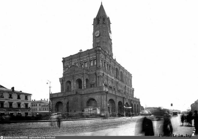 Сухарева башня Москва