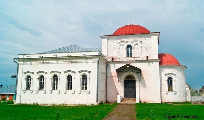 Церковь Николы Гостиного Коломна