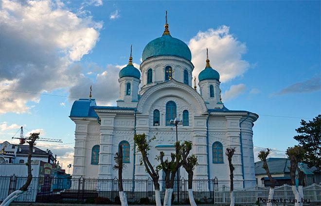 Никольский храм Ишим