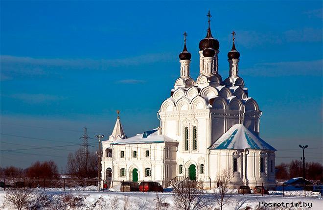 История возрождения храма Благовещения в Тайнинском