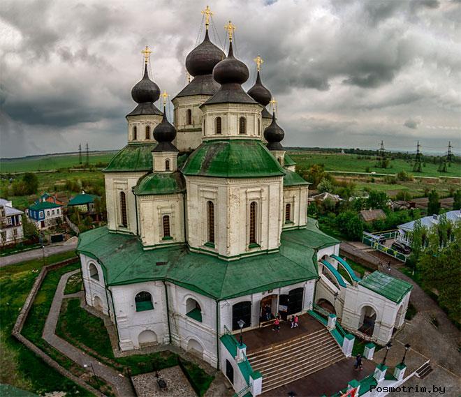 Архитектура Старочеркасского Войскового собора