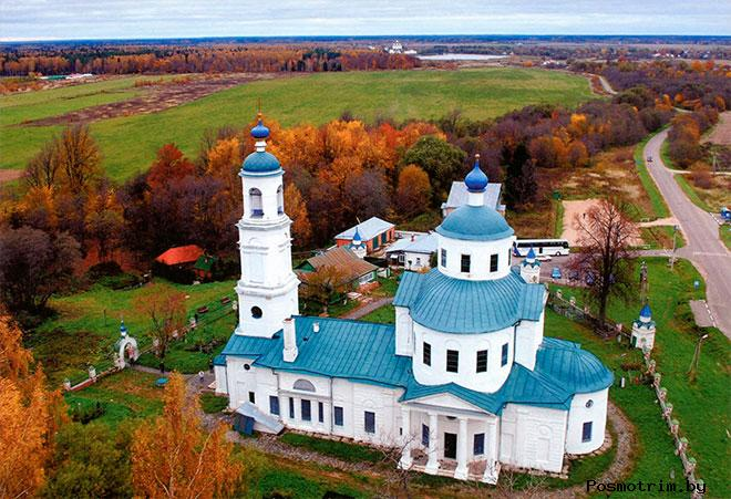 Спирово храм Введения Пресвятой Богородицы