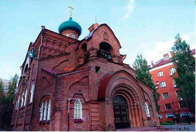 Храм Казанской Иконы Божией Матери Казань