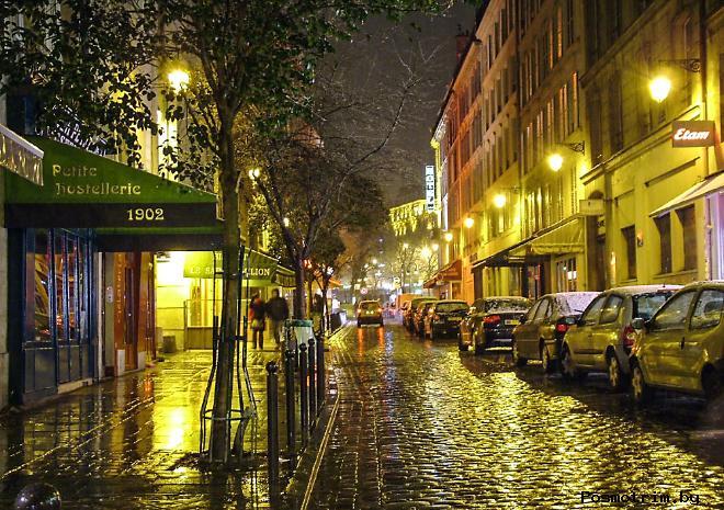 Латинский квартал в Париже Расположение на карте как добраться самостоятельно