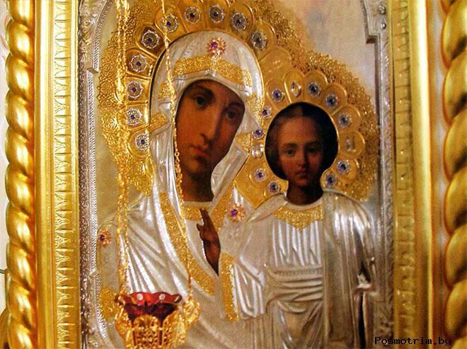 Святыни Троицкого собора Твери