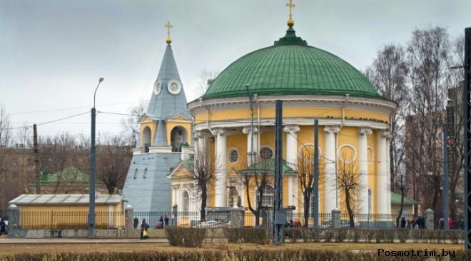 Церковь «Кулич и Пасха» в Санкт-Петербурге история