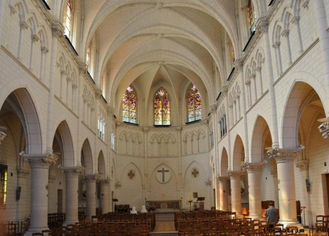 Часовня пресвятых даров собора Нотр-Дам