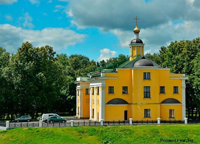 Церковь Илии Пророка Рязань