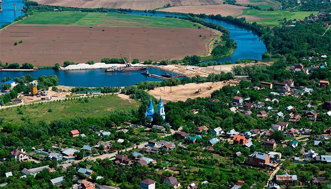 Село Беседы Московская область