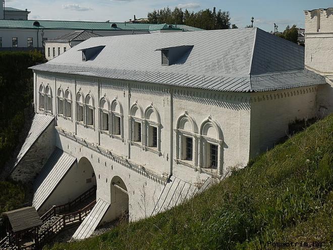 Тобольский кремль Рентерея