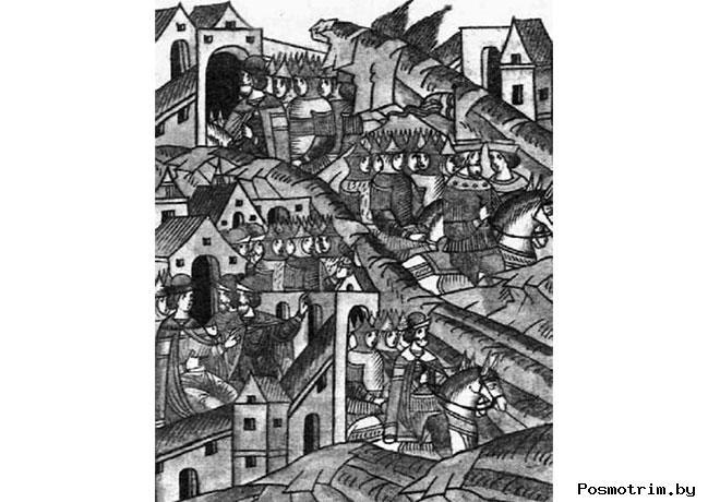 «Литовщина» это русско-литовская война в 1368—1372 годах