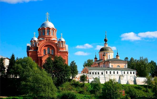 История Покровского монастыря в Ходьково