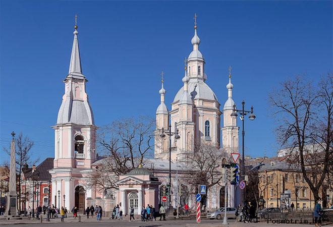 Андреевский собор Санкт-Петербург (Святого Апостола Андрея Первозванного)