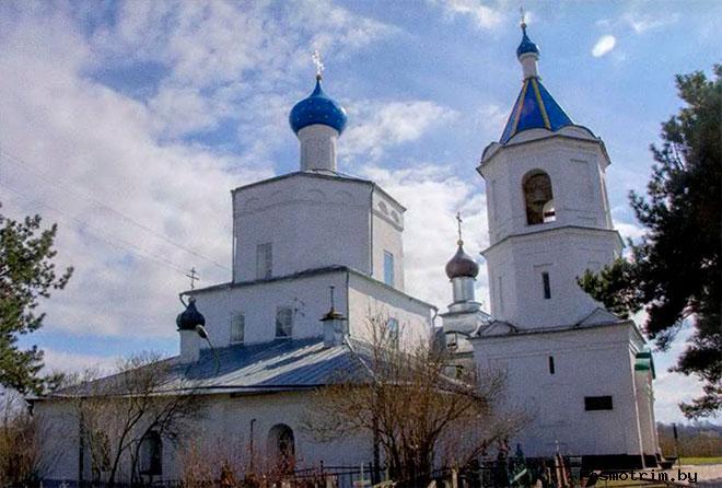 Храм апостола Матфея в Писковичах