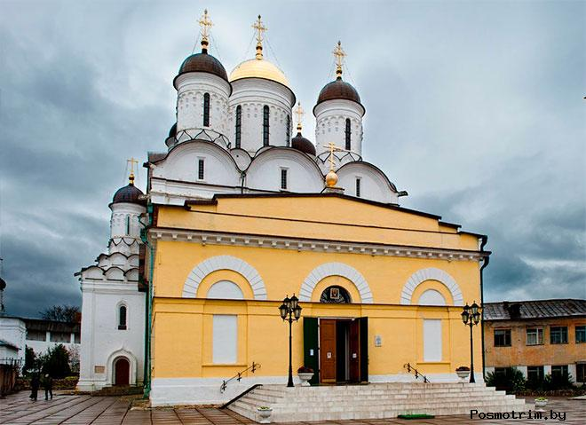 Богородице-Рождественский собор Пафнутьева монастыря