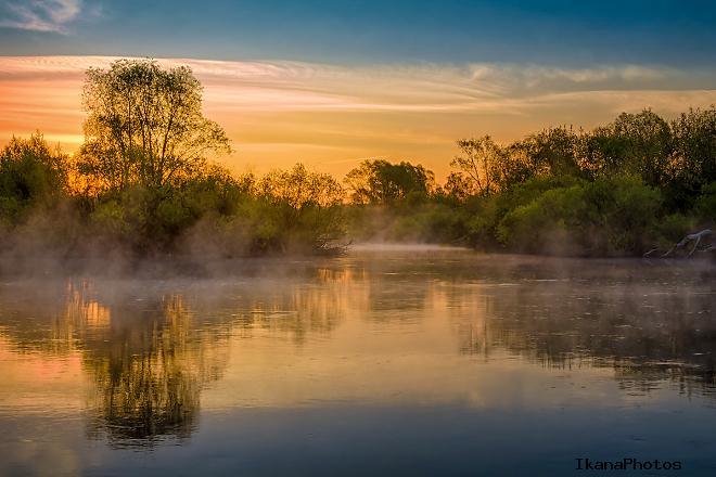 История Национального парка «Припятский»