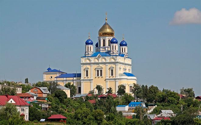 История Вознесенского собора в Ельце