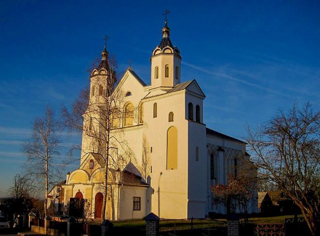 Борисоглебская церковь в Новогрудке
