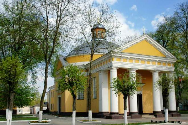 Михайловский собор Лида