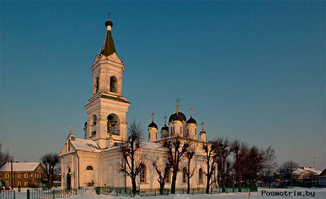 Белая Троица в советское время