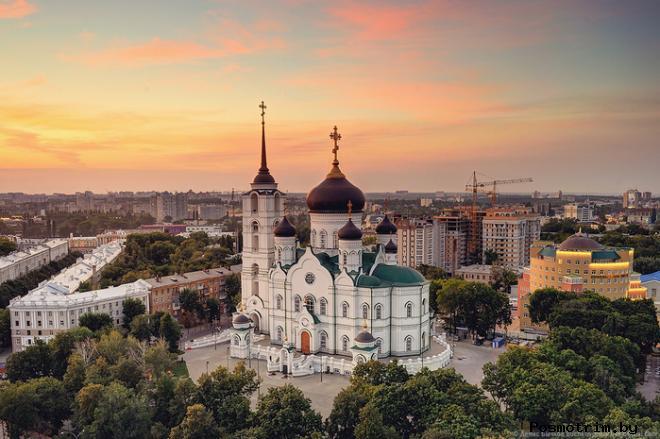 История города Воронежа