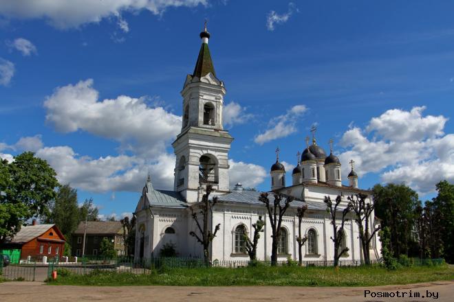Белая Троица Тверь Затьмачье (Троицкая церковь)