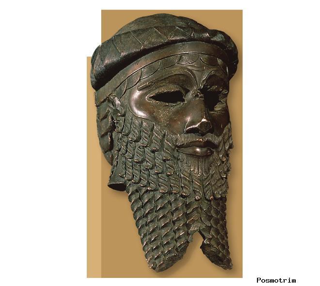 Саргон Великий около 2300 г. до н. э.