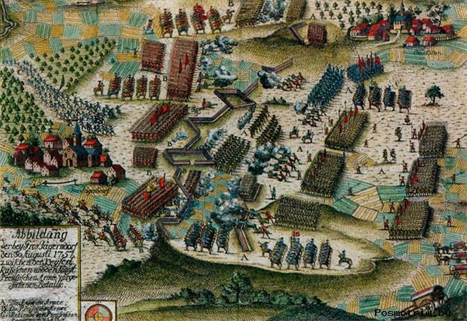 Гросс-Егерсдорфское сражение