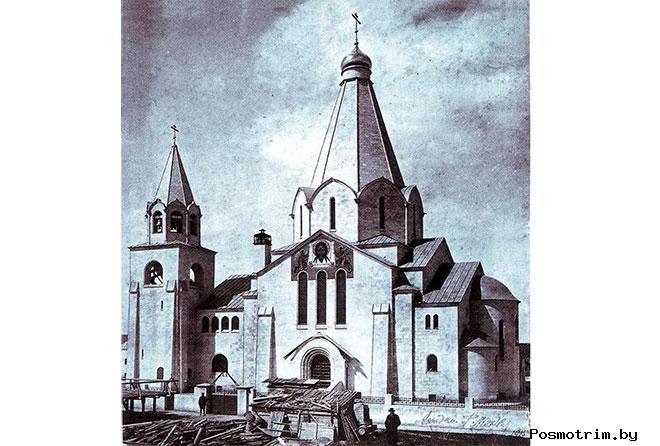 История Троицкий церкви в Балаково