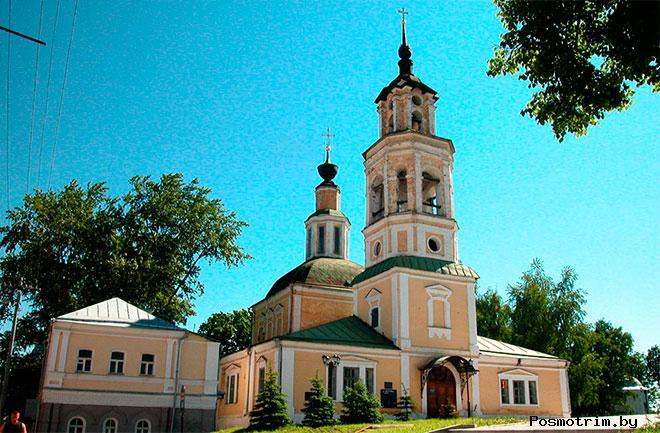 Николо-Кремлевская церковь во Владимире