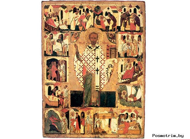 Образ святителя Николы Зарайского