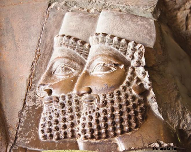 Кир Великий около 575–530 гг. до н. э. Легендарный царь