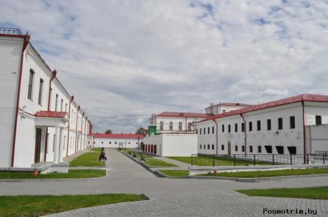 Тюремный замок Тобольск