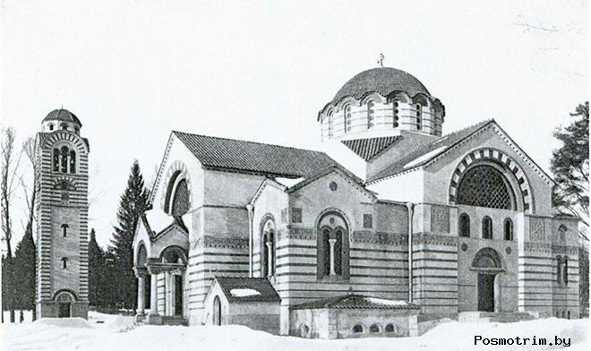 Храм Знамения в Кунцево история