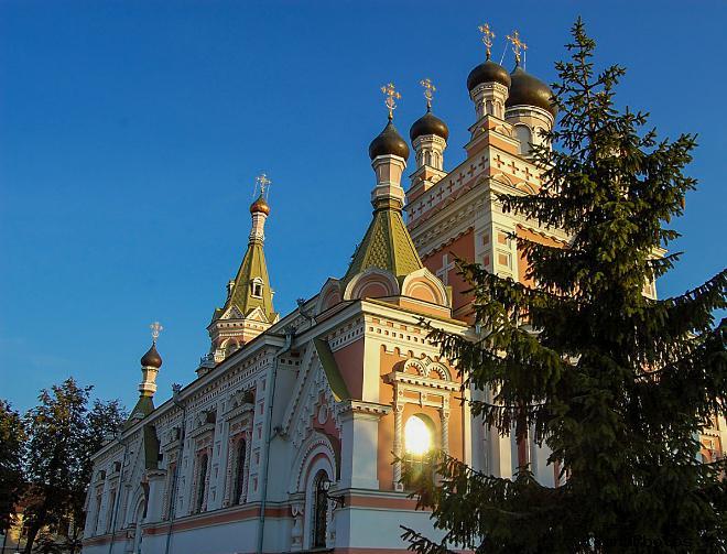 Гродненский Свято-Покровский кафедральный собор фото история расписание богослужений