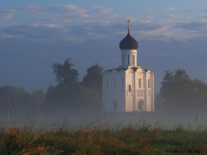 История церкви Покрова на Нерли
