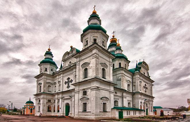 Свято-Троицкий собор Чернигов