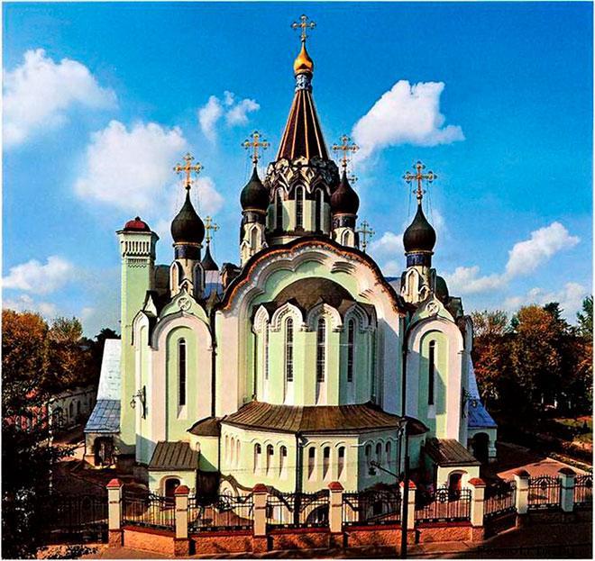 История храма в Сокольниках
