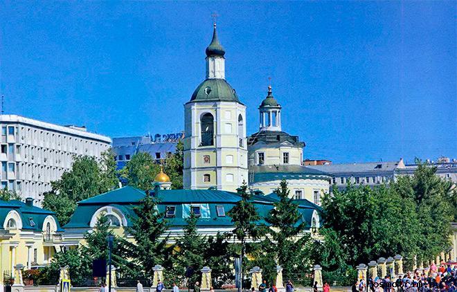 Церковь Митрополита Филиппа Москва