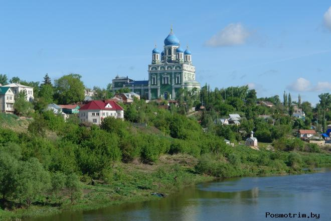 История города Елец