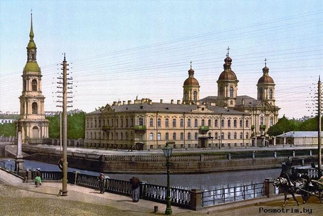 История Морского собора Петербурга