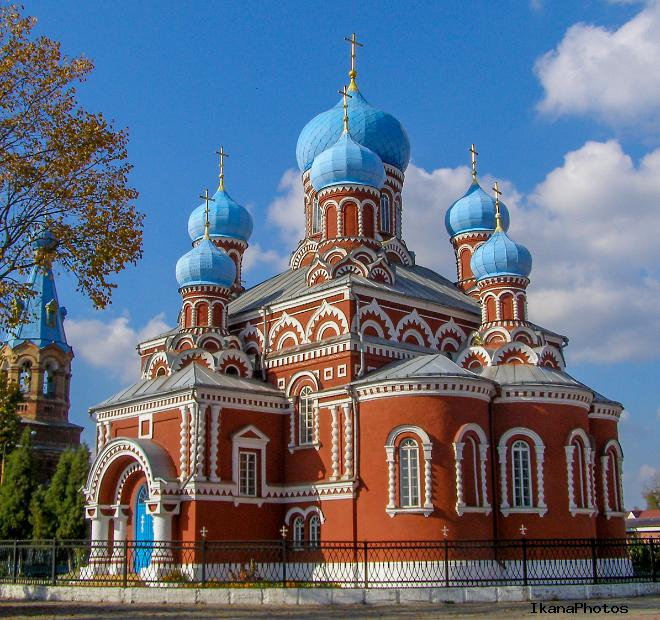 История Свято-Воскресенского собора в Борисове